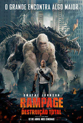 Rampage (2018) Torrent
