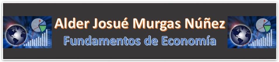 Fundamentos de Economía - Alder Murgas