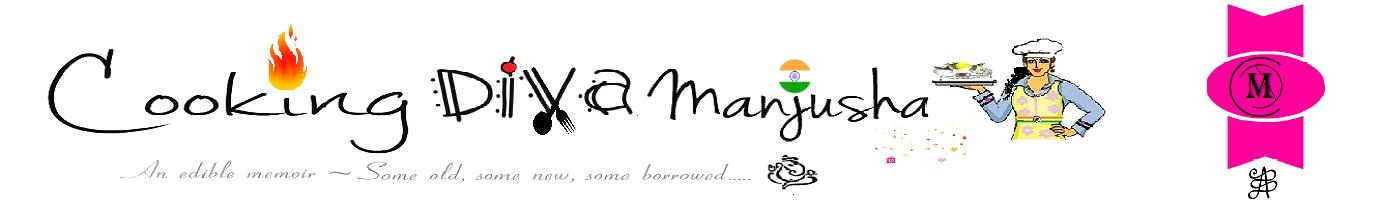 Cooking Diva Manjusha