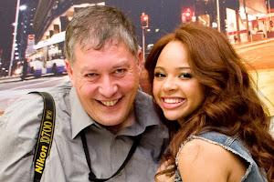 Alexis Jordan and I