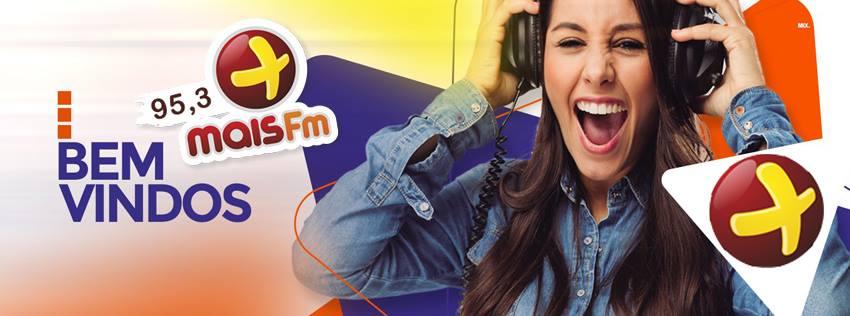 Click Na Imagem Pra Ouvir! - RÁDIO MAIS FM 95,3
