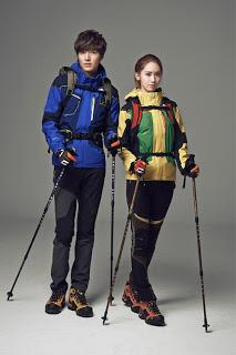 Yoona & Lee Minho