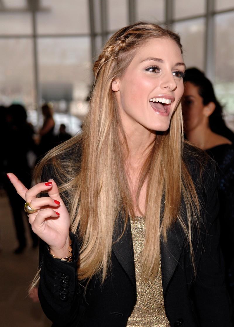Olivia Palermo Long Hair