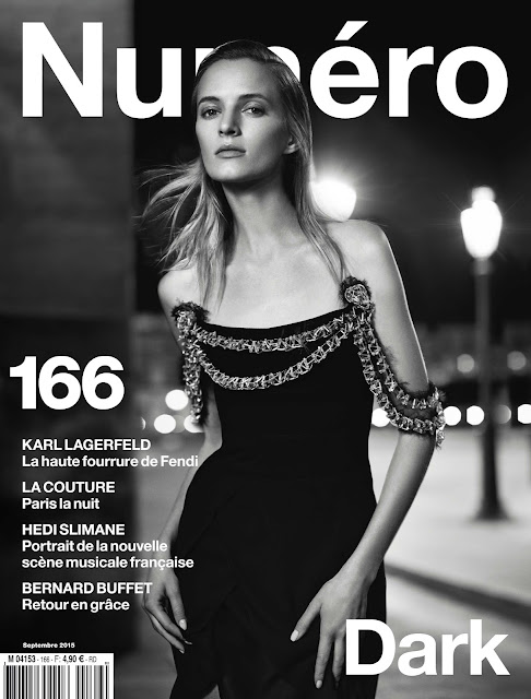 Actress, Model @ Daria Strokous - Numero September 2015