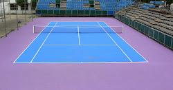 Tenis, pistas de tenis