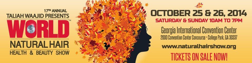 FALL WORLD NATURAL HAIR SHOW