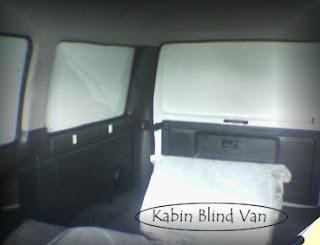 Blind van atau Pick up box ?, Agung Ngurah Car