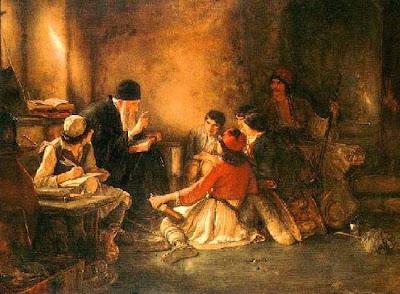 Nikolaos Gysis 1842-1901 | Griego Múnich Escuela de