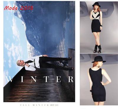 Moda de Invierno 2015 Andre Badi