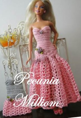 Barbie Moda Festa por Pecunia MM