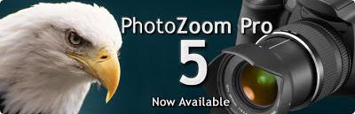 برنامج لتكبير حجم الصور مع الحفاظ على جودتها PhotoZoom Pro 5  فوتو زوم