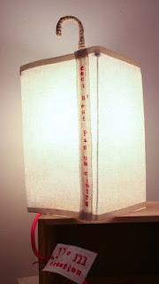 Lampe faite à aix en provence homologuée norme CE