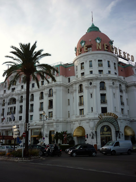 hotel negresco nizza