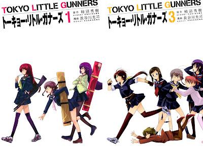 Tokyo Little Gunners - トーキョー・リトル・ガナーズ)