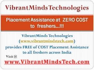 VibrantMinds- Campus Placement Events
