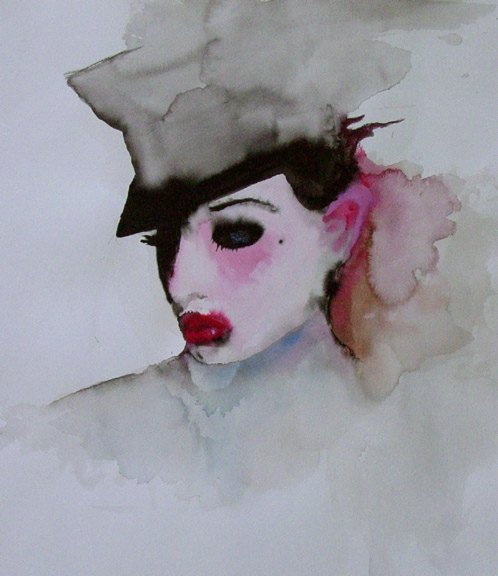 Souvent Narcissique: Marilyn Manson paintings and Steampunk Bible! UR45