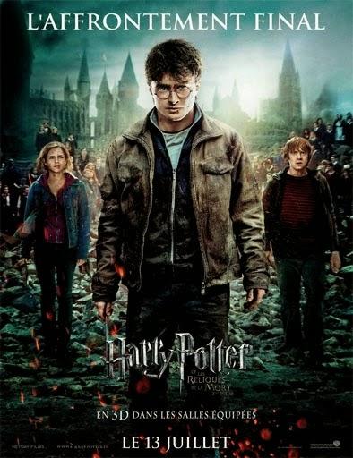 Ver Harry Potter y las Reliquias de la Muerte – Parte II (2011) Online