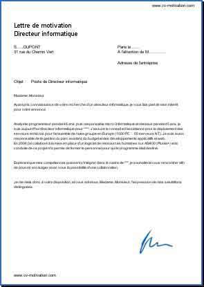 Cover Letter Example: Exemple De Lettre De Motivation Webdesigner