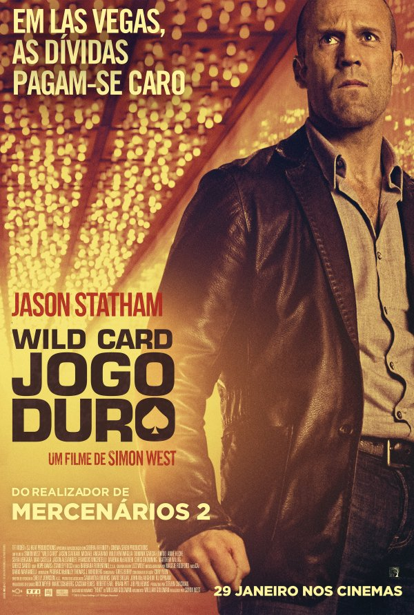 Jogo Duro – Legendado (2015)