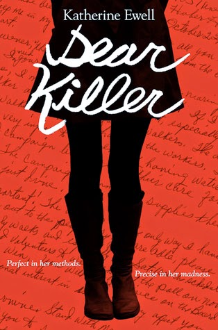Dear Killer book review and giveaway