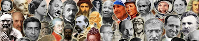 Image collage of Historical Figures