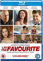 Lay the Favorite Blu-Ray DVD