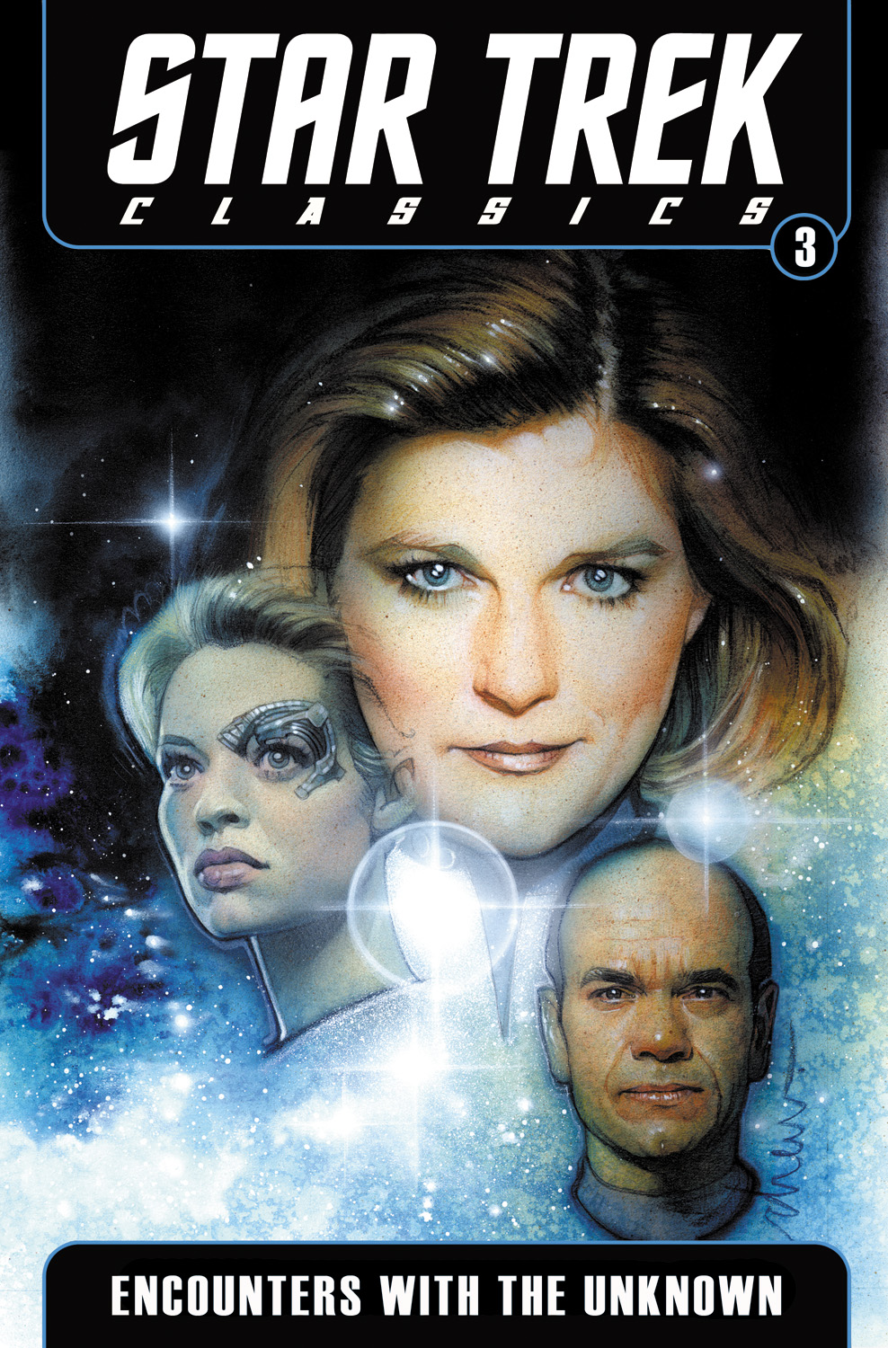 Star Trek Classics, Vol. 3: Encounters With The Unknown
