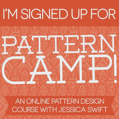 JESSICA SWIFT'S PATTERN CAMP