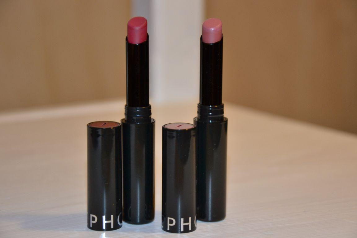 Color Lip Last od Sephora - odcienie 07 i 21