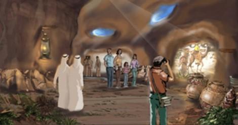 SUBHANALLAH.. Di Taman Ini Kamu Bisa Melihat Keajaiban Al Qur'an