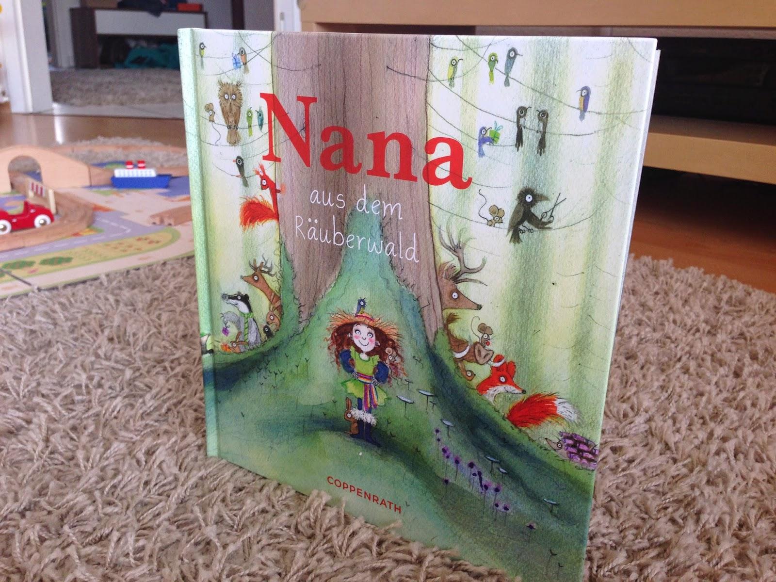 Nana aus dem Räuberwald\
