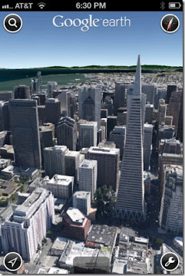 Google Earth with 3D Maps for iOS