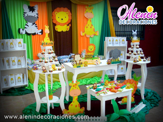 Cumple infantil for Figuras de decoracion