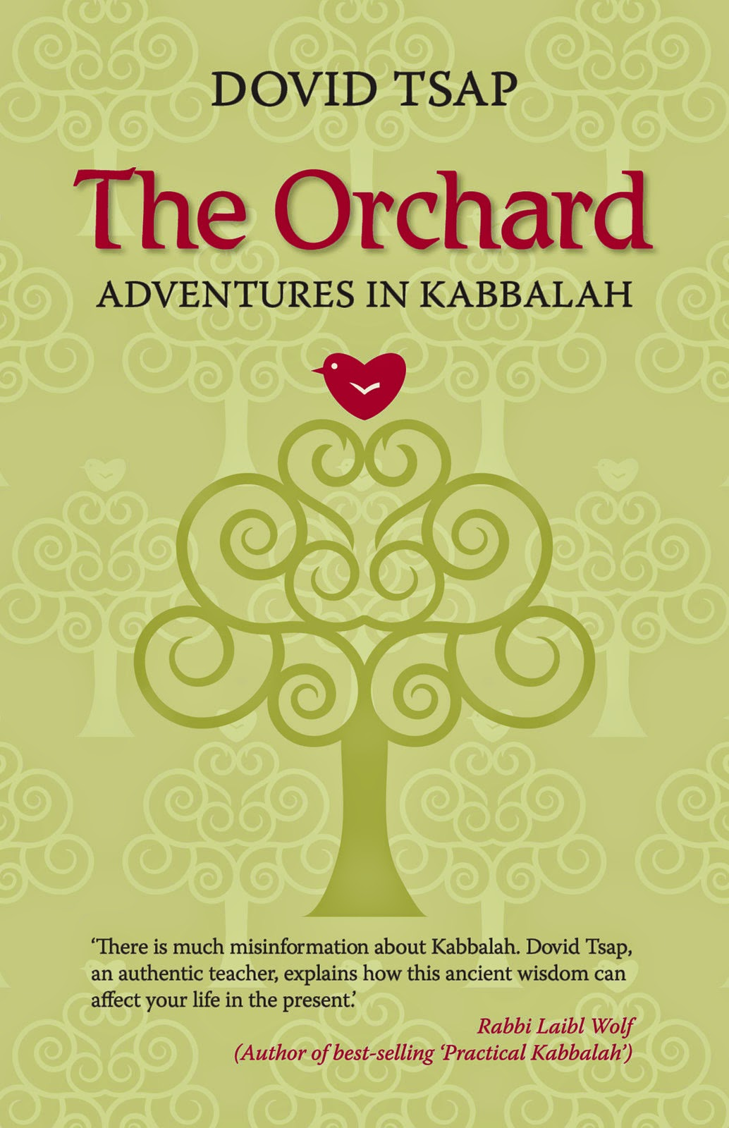 The Orchard:Adventures in Kabbalah