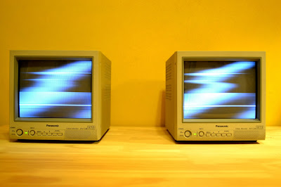 Música para dos monitores de vigilancia - Federico Barabino