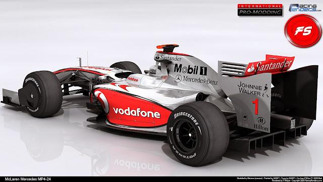 Mercedes MCLaren F1