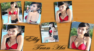 Elly Tran Ha Photo Galery !