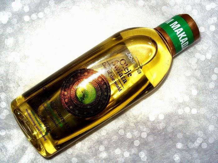 Joanna, Oleje Świata, Olejek do twarzy i ciała z olejem makadamia