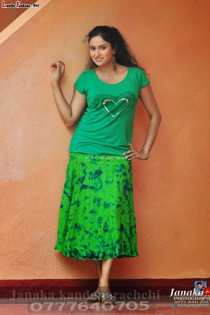 tharushi perera green