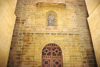 monasterio de corias fachada iglesia