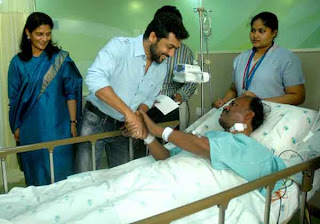 Surya at Apollo Personalised Health Photos