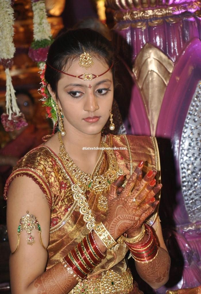 Perfect Bridal Jewellery - Polki Diamond set ~ Latest Indian ...