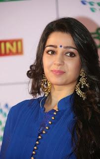 Charmee Kaur Latest Picture Gallery at Memu Saitam Dinner with Stars Red Carpet ~ Celebs Next
