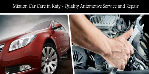 Quality Automotive services katy, texas
