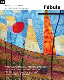"""En """"Fábula"""" (nº 31) Otoño-Invierno 2011"""