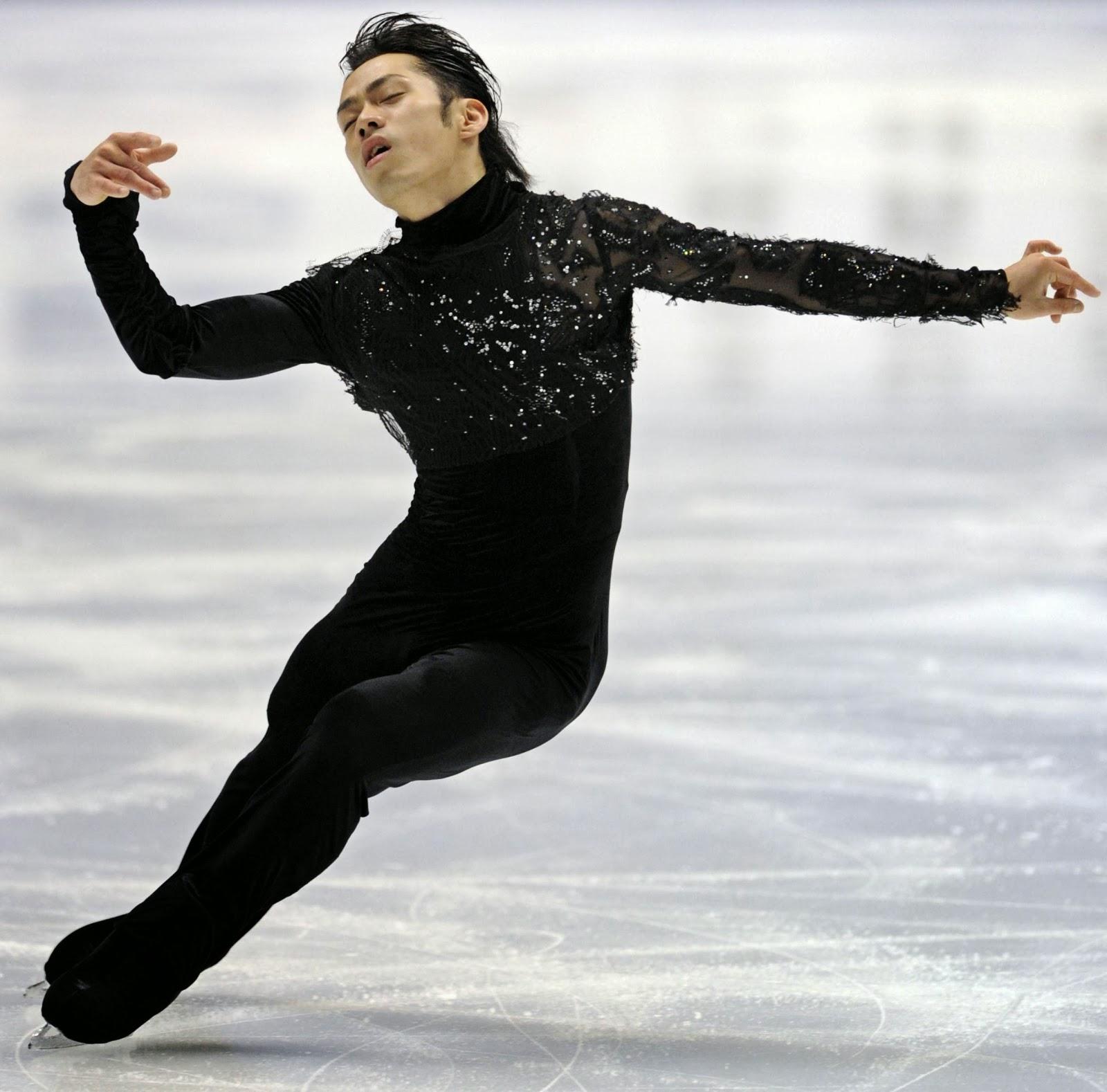 Daisuke Takahashi,sochi 2014,olympics 2014