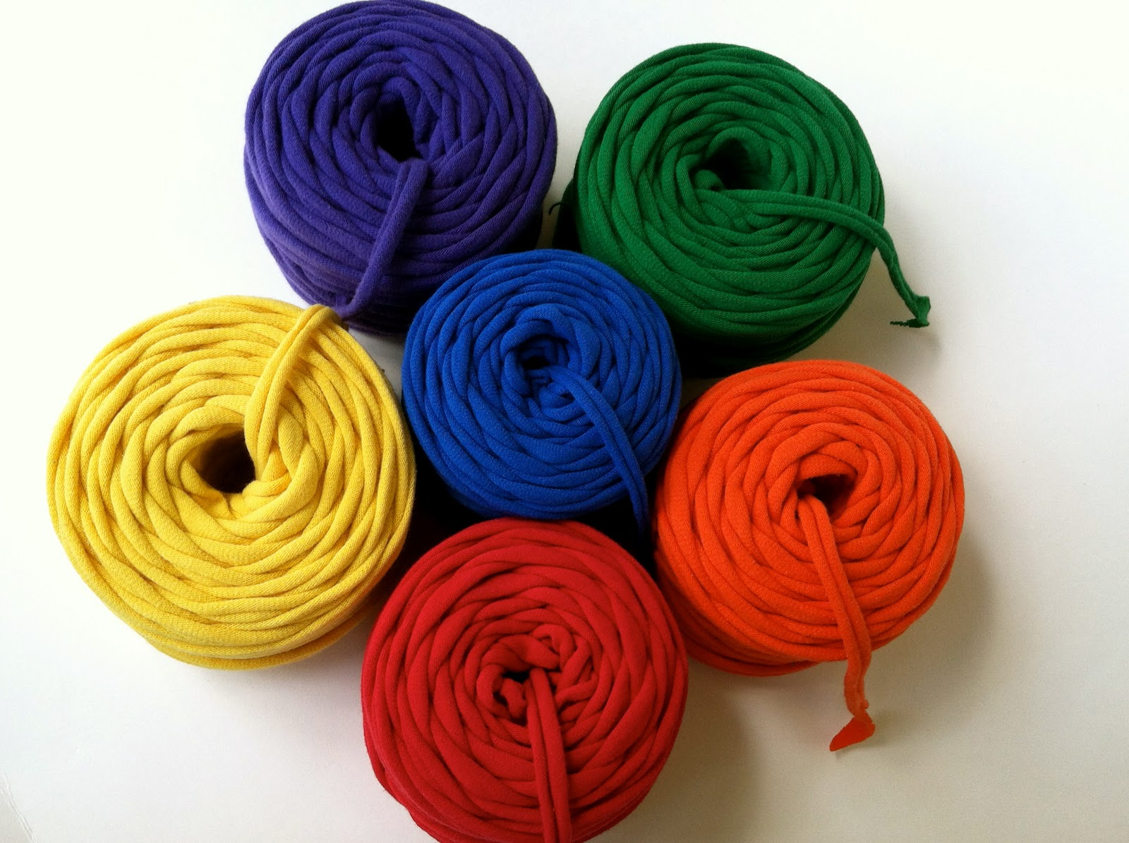 ... Upcycle: Demystifying T Shirt Yarn Series: What is T Shirt Yarn