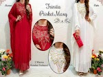 CF220 Trinita Prisket Kaftan SOLD OUT