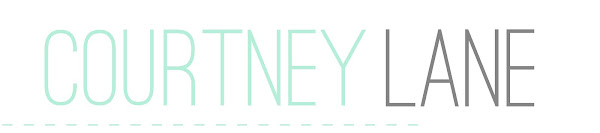 * courtney lane * {blog}