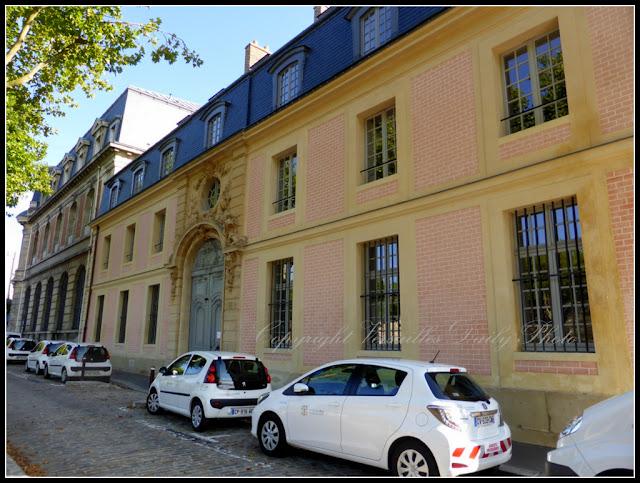 Hôtel des gendarmes Versailles